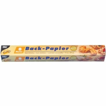 Papstar Backpapier in Faltschachtel