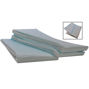 Flocken Krankenunterlagen extra 1 Packung = 25 Stück, Format: 60 x 90 cm