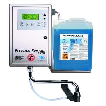 Dr. Schumacher DESCOMAT Kompakt Digital Dosieranlage