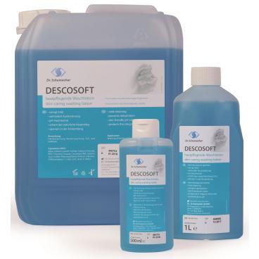 Dr. Schumacher DESCOSOFT Pflegelotion 100 ml - Flasche