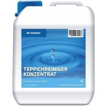 Dr. Schutz® Teppichreiniger Konzentrat 5 l - Kanister