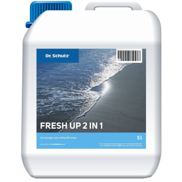 Dr. Schutz® Fresh-Up 2 in 1 Geruchsabsorber & Intensivreiniger 5 l - Kanister