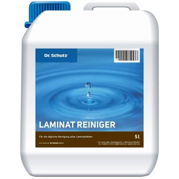 Dr. Schutz® Laminatreiniger 5 l - Kanister
