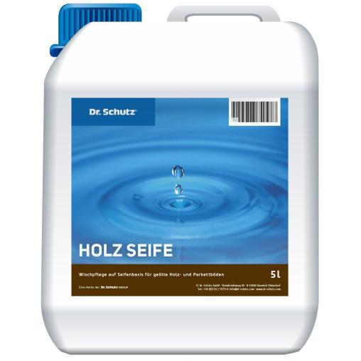 Dr. Schutz® Holz-Seife Wischpflege, natur