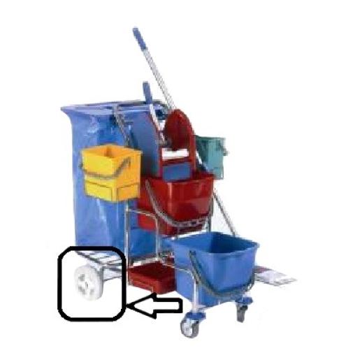 Floorstar Ersatzrad für Stufenwagen