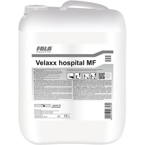 FALA Velaxx hospital MF Hartbeschichtung