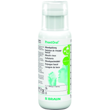 B. Braun ProntOral® Mundspülung 250 ml - Flasche mit Dosierkappe