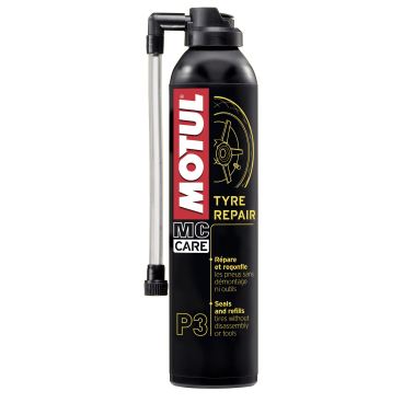Motul MC CARE ™ P3 Tyre Repair Reifenfüllschaum