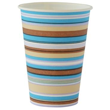 DUNI Cafe Stripe Becher