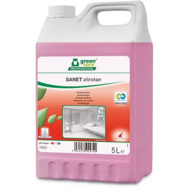 TANA green care SANET zitrotan Sanitärreiniger